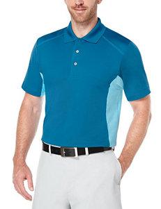 PGA TOUR Moroccan Blue Polos