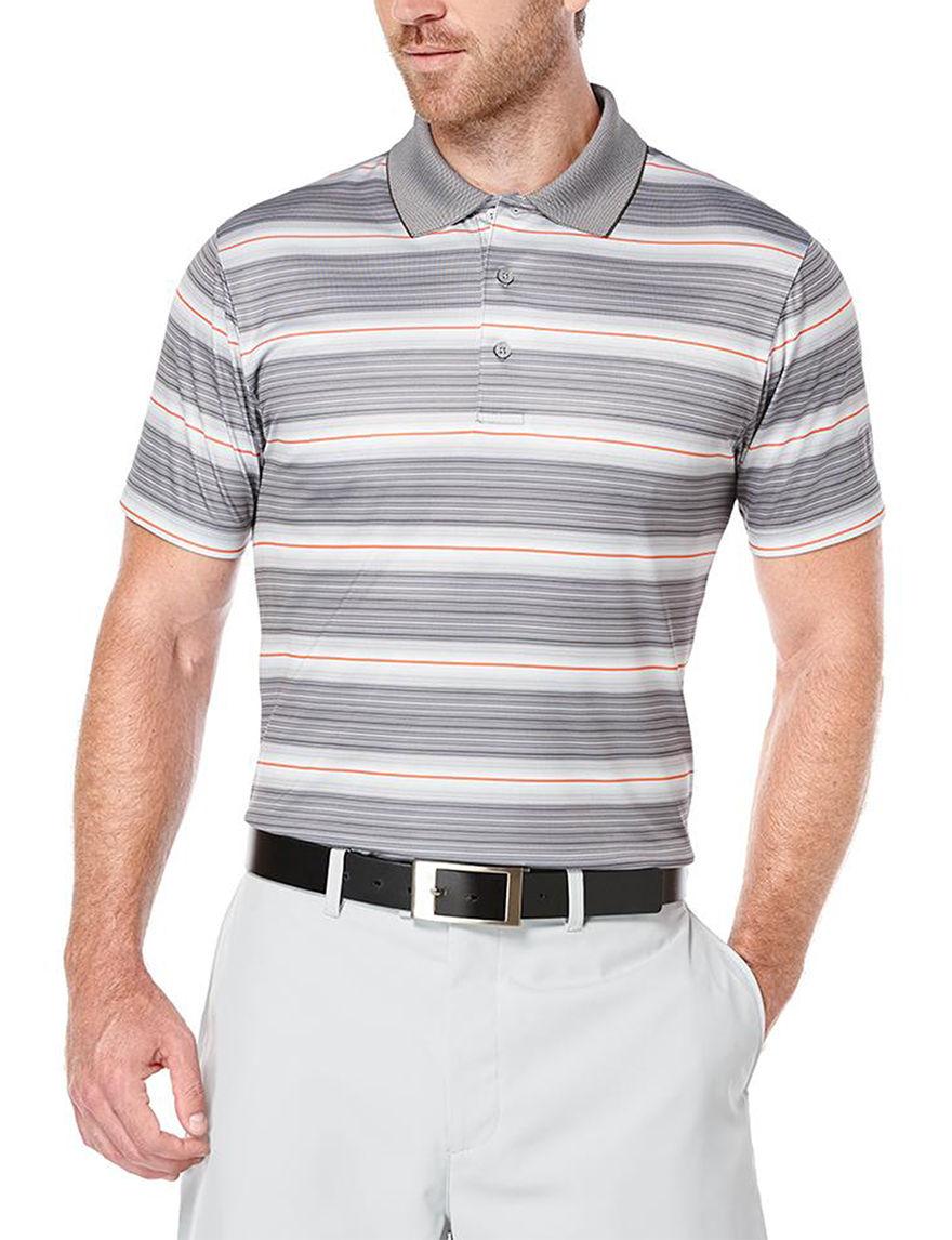 PGA TOUR Dark Grey Polos