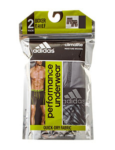 adidas 2-pk. Climate Boxer Briefs