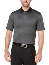 PGA Tour® Mini Jacquard Print Polo Shirt
