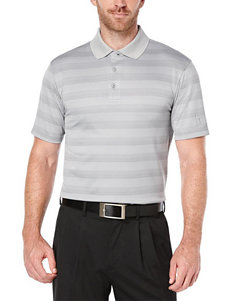 PGA TOUR Light Grey Polos
