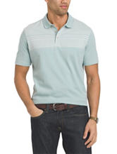 Van Heusen Tonal Striped Polo Shirt