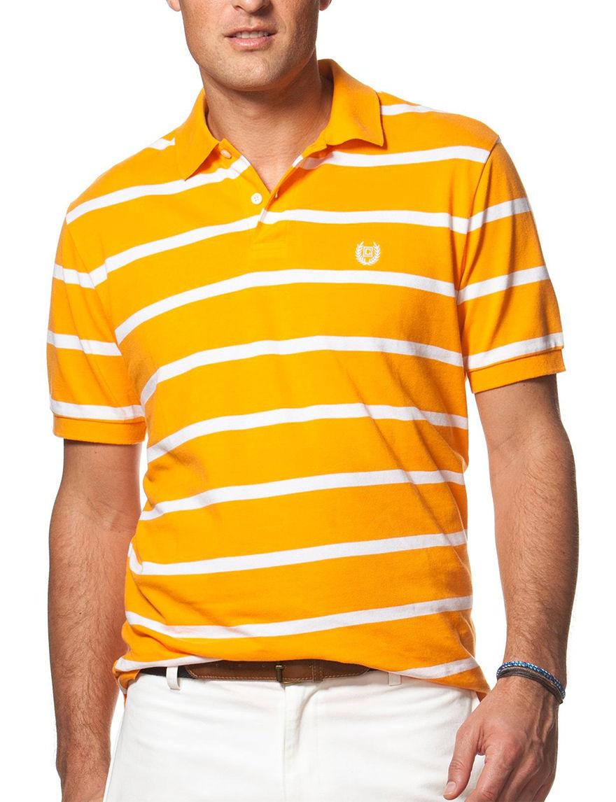Chaps Orange Polos