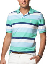 Chaps Green Fancy Polo Shirt