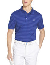 Izod Classic Jacquard Performance Polo Shirt