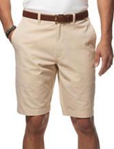 Chaps Khaki Poplin Bermuda Shorts