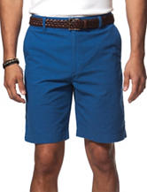 Chaps Blue Oxford Shorts