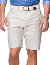 Chaps Khaki Oxford Shorts