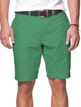 Chaps Green Oxford Shorts