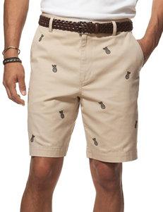 Chaps Pineapple Print Shorts