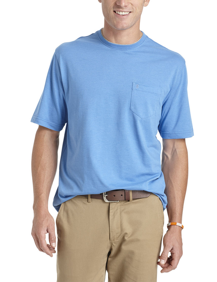 Izod Blue Tees & Tanks