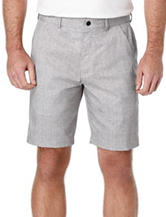 PGA Tour® Flat Front Heathered Shorts