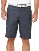 PGA Tour® Flat Front Gingham Plaid Shorts
