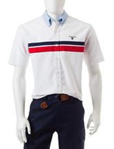 U.S. Polo Assn. Double Striped Woven Shirt