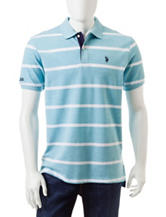U.S. Polo Assn. Bar Striped Polo Shirt