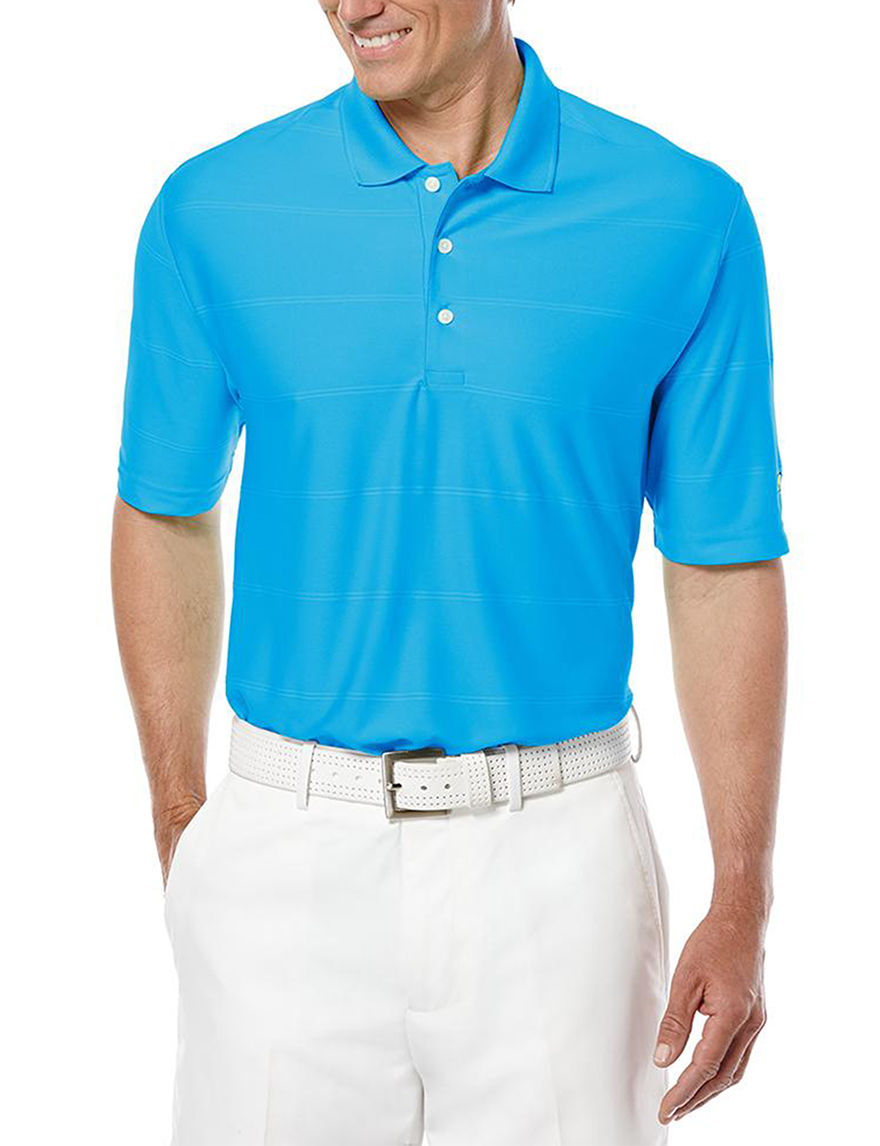 Jack Nicklaus Blue Atoll Polos