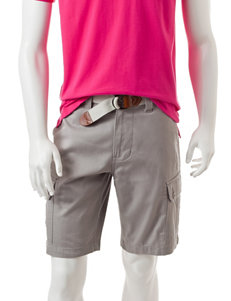 U.S. Polo Assn. Grey Cargo