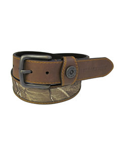 Realtree Camo Belt