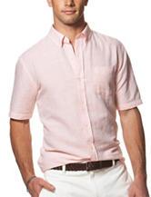 Chaps Linen Blend Woven Shirt