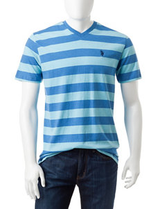 U.S. Polo Assn. Rugby Striped T-shirt