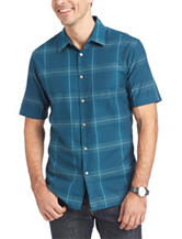 Van Heusen Plaid Print Shirt