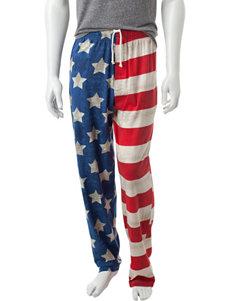 Fun Boxer American Flag Loungepants