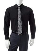 Ivy Crew 2-pc. Black Dress Shirt