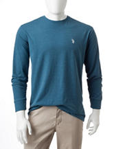 U.S. Polo Assn. Solid Color T-shirt