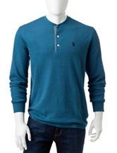 U.S. Polo Assn. Henley T-shirt