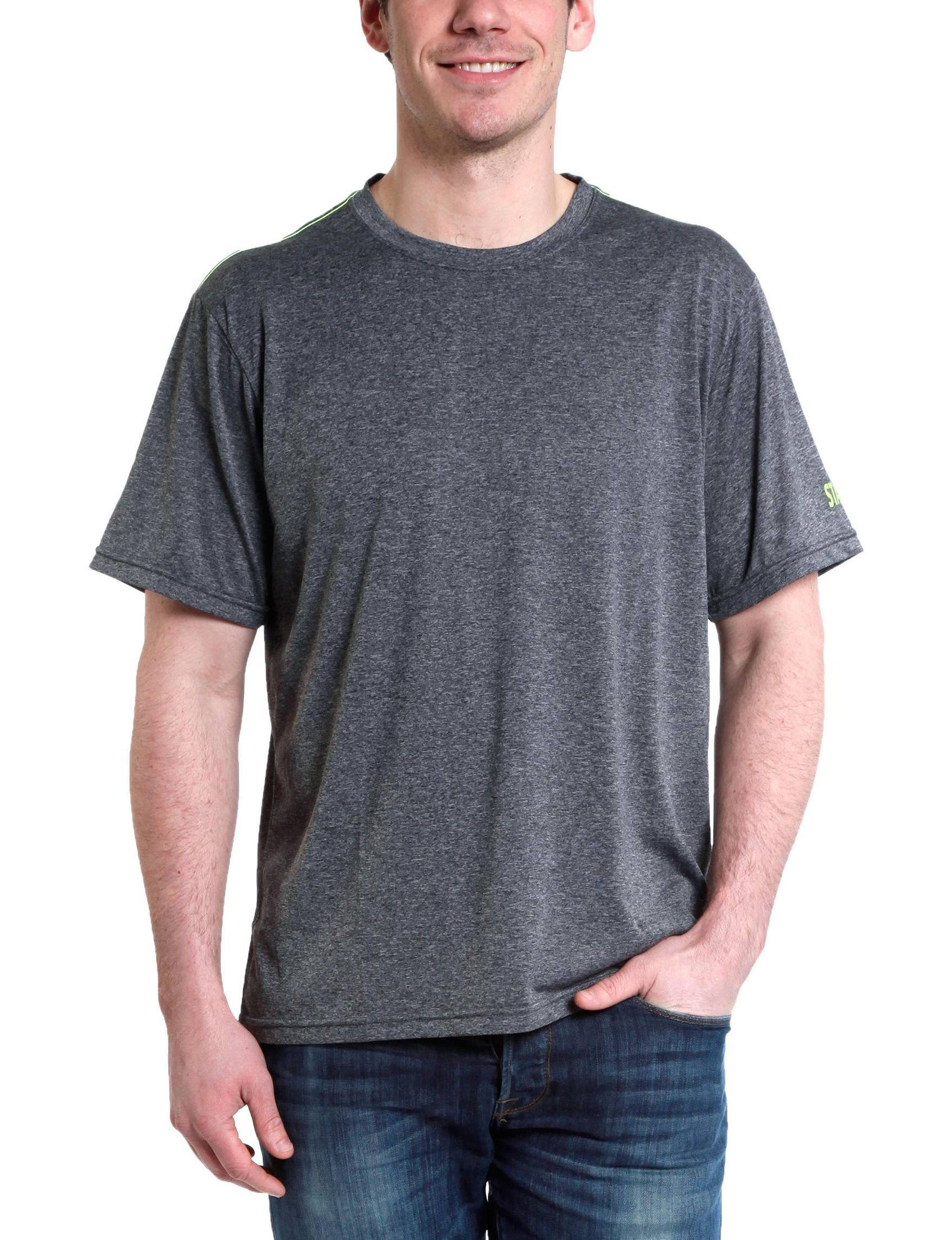 Stanley Charcoal Tees & Tanks