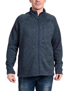 Stanley Heather Blue Lightweight Jackets & Blazers