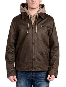 Stanley Brown Lightweight Jackets & Blazers