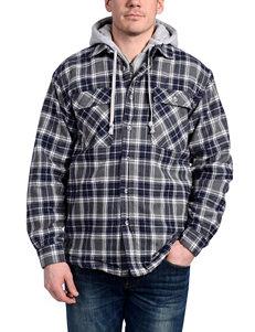 Stanley Blue Lightweight Jackets & Blazers