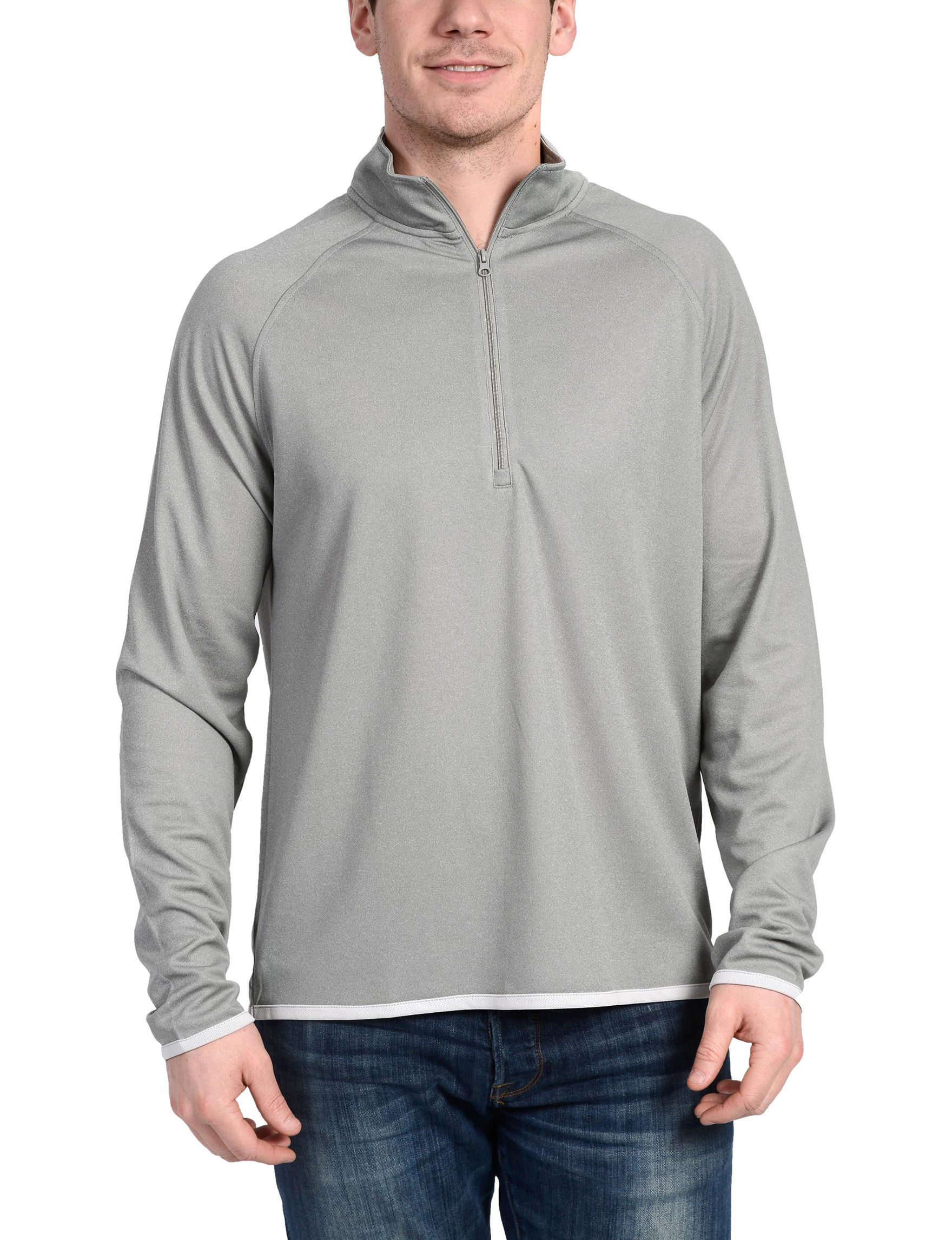 Stanley Heather Grey Pull-overs