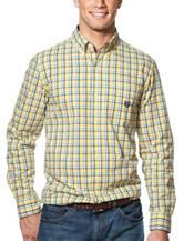 Chaps Plaid Print Shirt