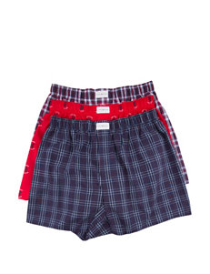 Tommy Hilfiger Blue Boxers