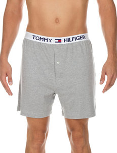 Tommy Hilfiger Grey Heather Boxers
