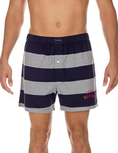 Tommy Hilfiger Grey / Navy Boxers