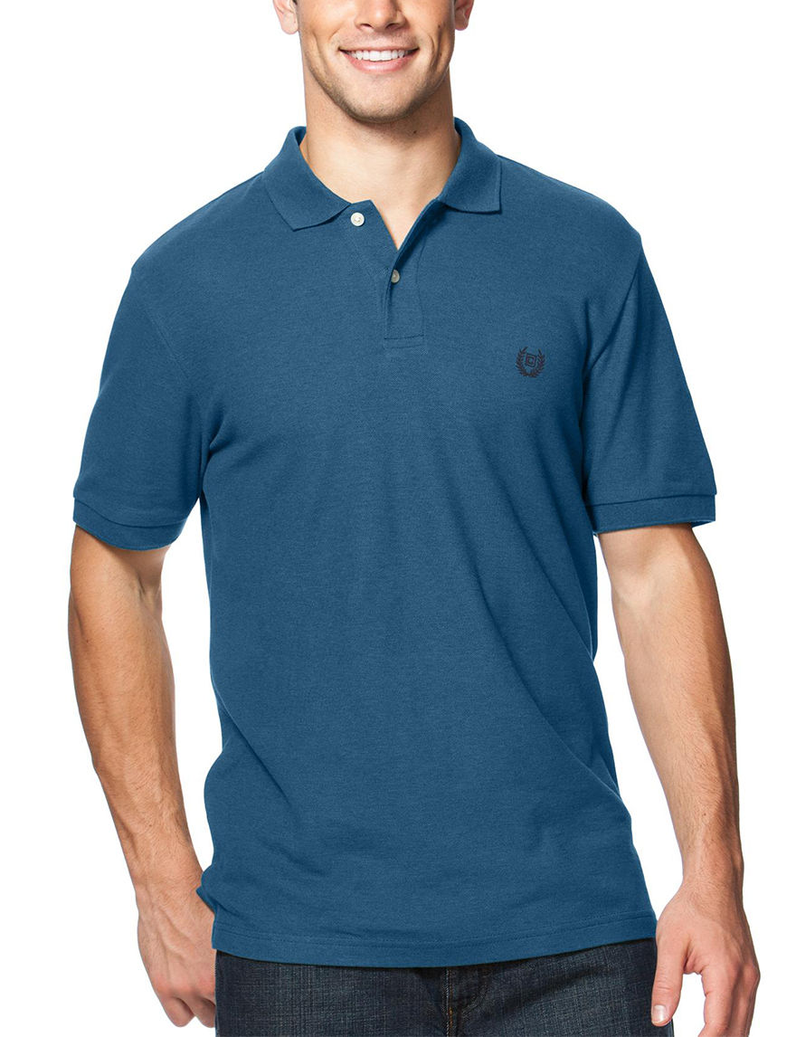 Chaps Blue Polos