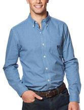 Chaps Big & Tall Woven Shirt