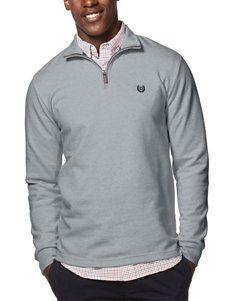 Chaps Solid Knit Pullover