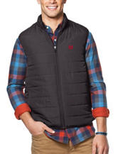 Chaps Solid Filled Vest