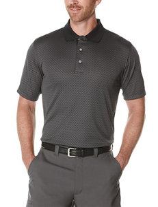 PGA Tour® Argyle Print Polo Shirt