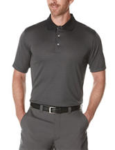 PGA Tour® Argyle Print Polo Shirt