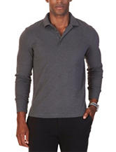 Nautica Jersey Knit Polo Shirt