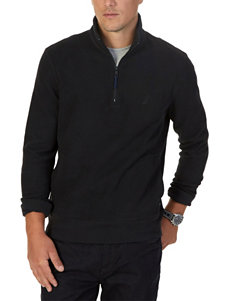 Nautica Charcoal Pull-overs