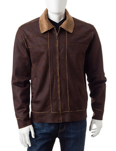 Whispering Smith 1689 Suede Jacket