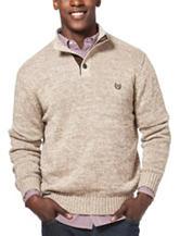 Chaps Beige Sweater