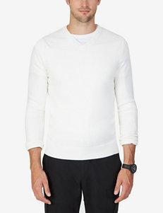 Nautica Solid Sweater