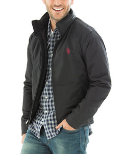 U.S. Polo Assn. Piped Jacket
